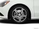 2014 Mercedes-Benz CLA Front Drivers side wheel at profile