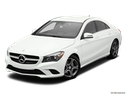 2014 Mercedes-Benz CLA Front angle view