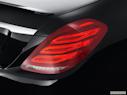 2014 Mercedes-Benz S-Class Passenger Side Taillight