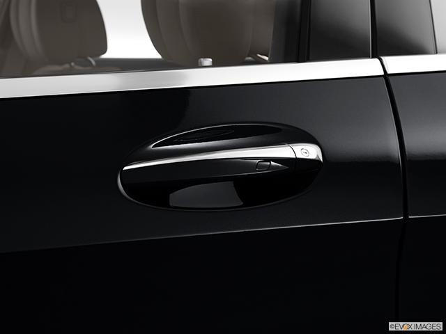 2014 Mercedes-Benz S-Class Drivers Side Door handle