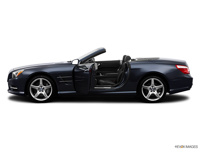 2014 Mercedes-Benz SL-Class Driver's side profile with drivers side door open