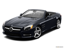 2014 Mercedes-Benz SL-Class Front angle view