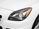 2014 Mercedes-Benz SLK Drivers Side Headlight