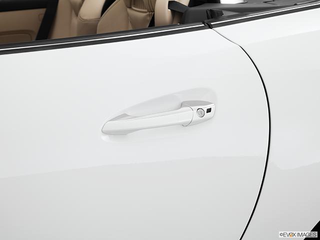 2014 Mercedes-Benz SLK Drivers Side Door handle