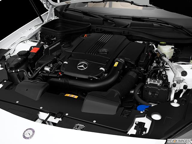 2014 Mercedes-Benz SLK Engine