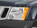 2014 Nissan Xterra Drivers Side Headlight