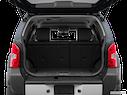 2014 Nissan Xterra Trunk open