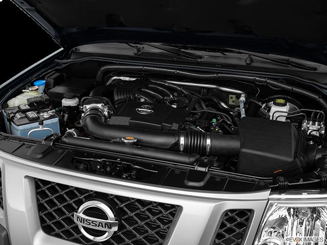 2014 Nissan Xterra Engine