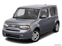 2014 Nissan cube Front angle view