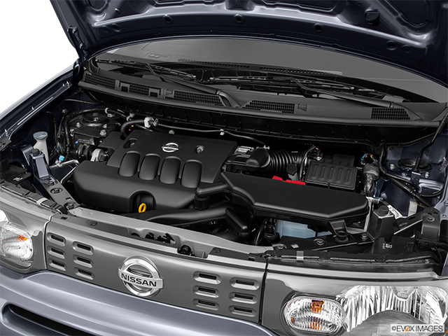 2014 Nissan cube Engine