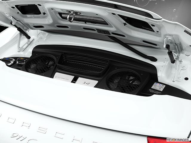 2014 Porsche 911 Engine