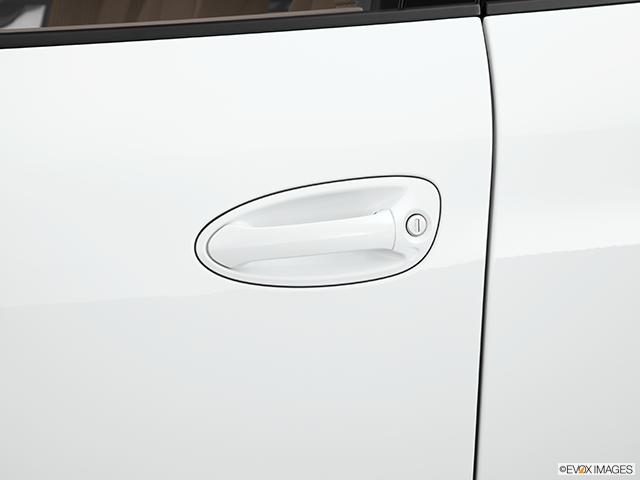 2014 Porsche Panamera Drivers Side Door handle