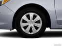 2014 Subaru Impreza Front Drivers side wheel at profile