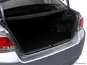 2014 Subaru Impreza Trunk open