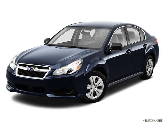 2014 Subaru Legacy Front angle view