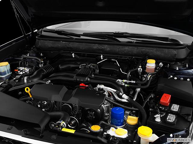 2014 Subaru Legacy Engine