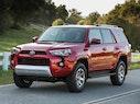 2014 Toyota 4Runner Exterior