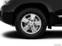 2014 Toyota Land Cruiser Front Drivers side wheel at profile