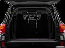 2014 Toyota Land Cruiser Trunk open