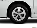 2014 Toyota Prius Front Drivers side wheel at profile