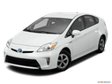 2014 Toyota Prius Front angle view