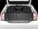 2014 Toyota Prius Trunk open