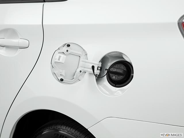 2014 Toyota Prius Gas cap open