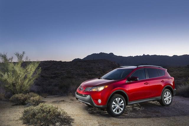 2014 Toyota RAV4 Exterior
