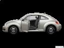 2014 Volkswagen Beetle Driver's side profile with drivers side door open