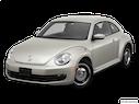 2014 Volkswagen Beetle Front angle view