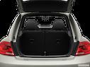 2014 Volkswagen Beetle Trunk open