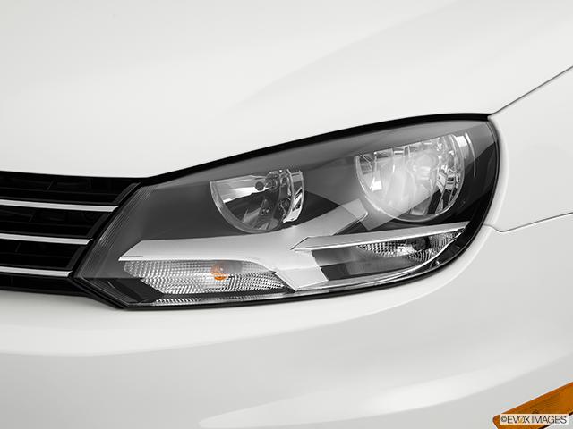 2014 Volkswagen Eos Drivers Side Headlight