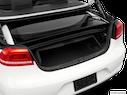 2014 Volkswagen Eos Trunk open