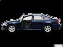 2014 Volkswagen Passat Driver's side profile with drivers side door open
