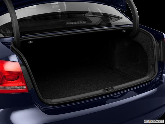2014 Volkswagen Passat Trunk open