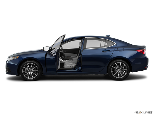 2015 Acura TLX Driver's side profile with drivers side door open