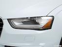 2015 Audi A4 Drivers Side Headlight
