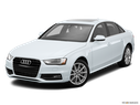 2015 Audi A4 Front angle view