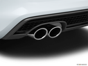 2015 Audi A4 Chrome tip exhaust pipe