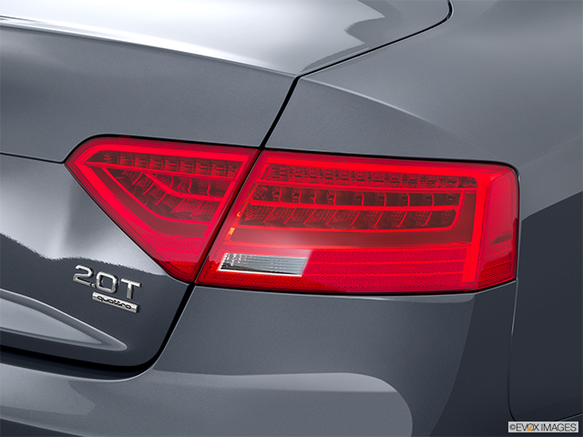 2015 Audi A5 Passenger Side Taillight
