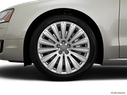 2015 Audi A8 Front Drivers side wheel at profile