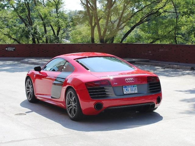 2015 Audi R8 Exterior