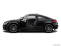 2015 Audi TTS Driver's side profile with drivers side door open