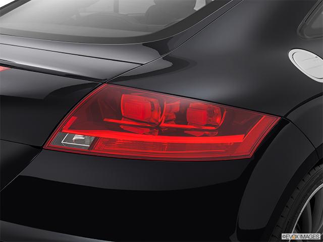 2015 Audi TTS Passenger Side Taillight