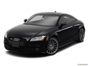 2015 Audi TTS Front angle view