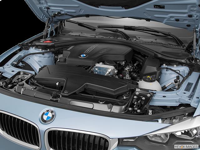 2015 BMW 3 Series Engine