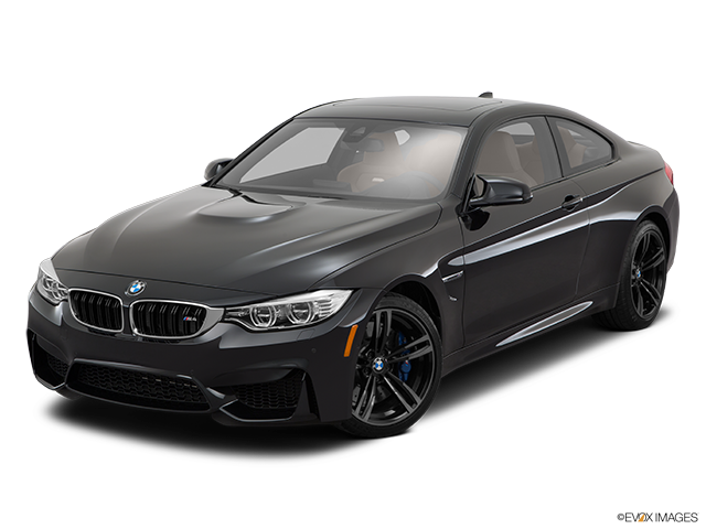 2015 BMW M4 Front angle view