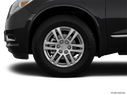 2015 Buick Enclave Front Drivers side wheel at profile