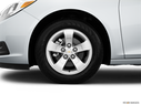2015 Chevrolet Malibu Front Drivers side wheel at profile