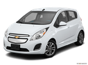 2015 Chevrolet Spark EV Front angle view